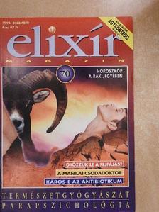 Ámon Jolán - Új Elixír Magazin 1994. december [antikvár]