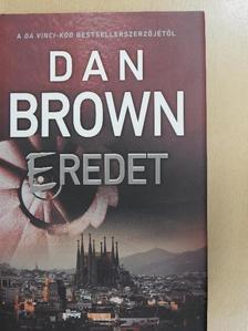 Dan Brown - Eredet [antikvár]