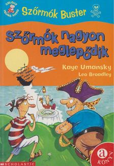 Kaye Umansky - Szőrmók nagyon meglepődik [antikvár]