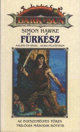 Hawke, Simon - Fürkész [antikvár]