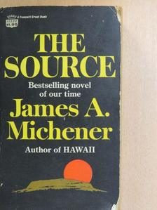James A. Michener - The source [antikvár]