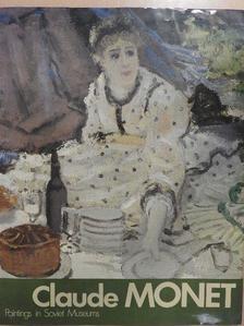 Anna Barskaya - Claude Monet [antikvár]
