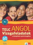 TELC ANGOL VIZSGAFELADATOK A KÖZÉPFOKÚ NYELVVIZSGÁHOZ - CD-VEL - B2 -