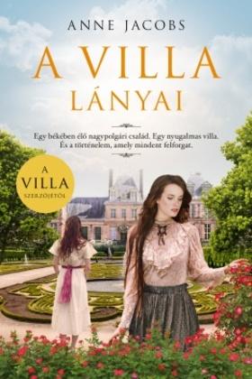 Anne Jacobs - A villa lányai [eKönyv: epub, mobi]