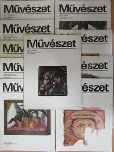 Anatolij Kantor - Művészet 1981. (nem teljes évfolyam) [antikvár]