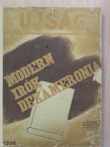 Barát Endre - Modern írók dekameronja [antikvár]