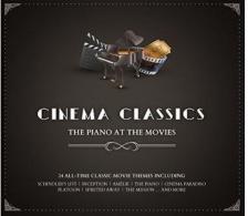 WILLIAMS, MORRICONE, EINAUDI, ZIMMER - CINEMA CLASSICS 2CD