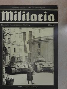 Dr. Domján Mihály - Militaria 28. [antikvár]