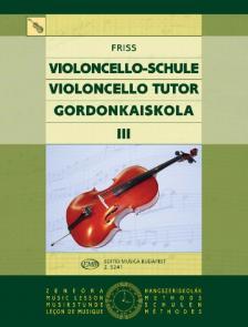FRISS ANTAL - GORDONKAISKOLA III