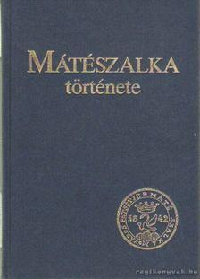 Ujváry Zoltán - Mátészalka története [antikvár]