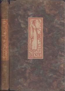 Dante Alighieri - Dante komédiája első rész: A pokol [antikvár]