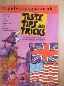 Bajnóczi Beatrix - Tests, Tips and Tricks [antikvár]