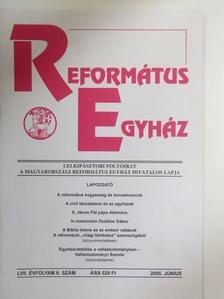 Békési Sándor - Református Egyház 2005. június [antikvár]