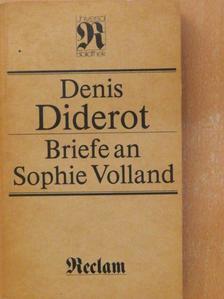 Denis Diderot - Briefe an Sophie Volland [antikvár]