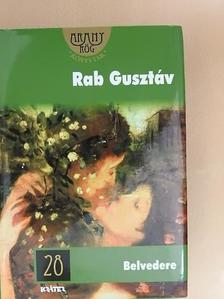Rab Gusztáv - Belvedere [antikvár]