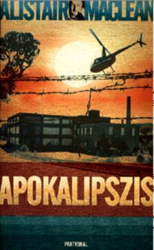 Alistair MacLean - Apokalipszis ***