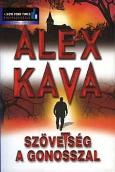 Alex Kava - Szövetség a Gonosszal [eKönyv: epub, mobi]
