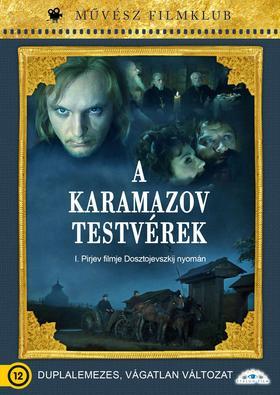 Ivan Pirjev - A Karamazov testvérek (duplalemezes, vágatlan változat)