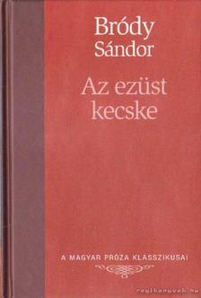 Bródy Sándor - Az ezüst kecske [antikvár]
