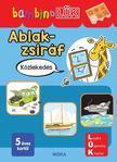 Ablak-Zsiráf könyvek -Közlekedés bambinoLÜK LDI142