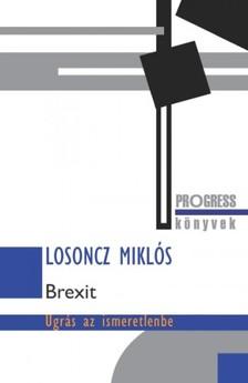 Losoncz Miklós - Brexit [eKönyv: epub, mobi]