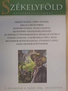 Alexandru Vakulovski - Székelyföld 2006. augusztus [antikvár]