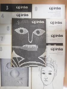 Bernáth Aurél - Új Írás 1979. (nem teljes évfolyam) [antikvár]