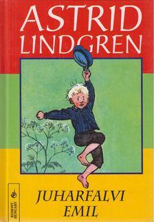 Astrid Lindgren - Juharfalvi Emil [antikvár]