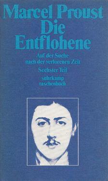 Marcel Proust - Die Entflohene [antikvár]
