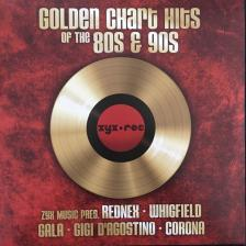 GOLDEN CHART HITS OF THE 80S & 90S LP