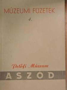 Arató Mátyás - Múzeumi füzetek 4. [antikvár]