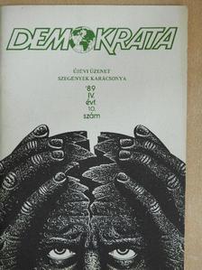 Bulányi György - Demokrata 1989/10 [antikvár]