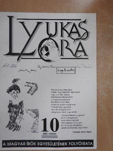 Bede Anna - Lyukasóra 2002. október [antikvár]