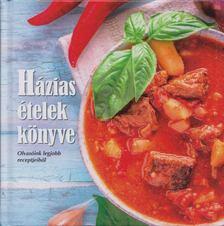 Házias ételek könyve [antikvár]