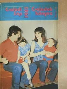 Bába Mihály - Családok könyve 1983 [antikvár]