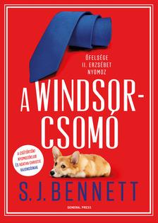 S. J. Bennett - A Windsor-csomó [eKönyv: epub, mobi]