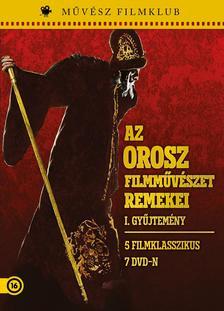 AZ OROSZ FILMMŰVÉSZET REMEKEI I. (5 FILM 7-N)