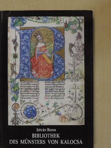 Boros István - Bibliothek des Münsters von Kalocsa [antikvár]