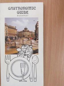 F. Nagy Angéla - Gastronomic Guide - Budapest [antikvár]