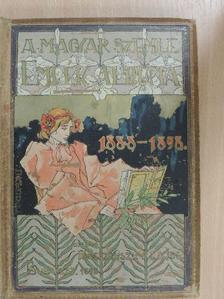 Dalmady Győző - A Magyar Szemle Emlék-albuma 1888-1898 [antikvár]