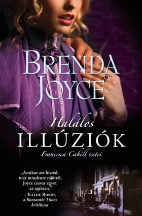 Joyce Brenda - Halálos illúziók [eKönyv: epub, mobi]