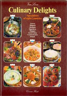 LÉVAI VERA - Culinary Delights [antikvár]