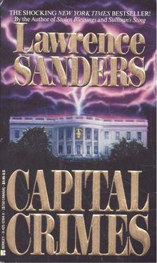 SANDERS, LAWRENCE - Capital Crimes [antikvár]