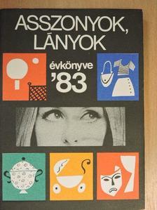 Garai Gábor - Asszonyok, lányok évkönyve 1983 [antikvár]