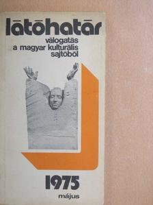 Apáti Miklós - Látóhatár 1975. május [antikvár]