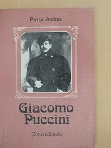 Pernye András - Giacomo Puccini [antikvár]