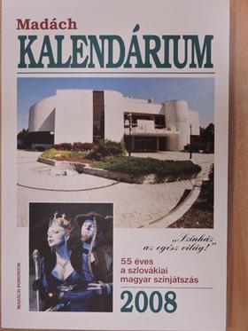 Aich Péter - Madách Kalendárium 2008 [antikvár]