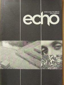 Aknai Katalin - Echo 2001. július-szeptember [antikvár]