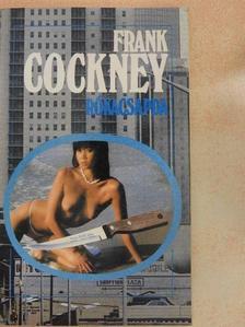 Frank Cockney - Rókacsapda [antikvár]