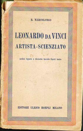 Marcolongo, R. - Leonardo da Vinci [antikvár]